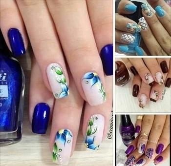 Nail art...lovely