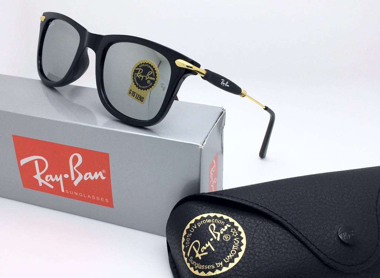 """RAYBAN Sale @ ₹999/- With Box 6 pics inside. . Click on """" View Full Story """" to see all of them For orders you can  1.) Whatsapp on 09650483403 2.) Send email on brandaholics.store@gmail.com #sale"""