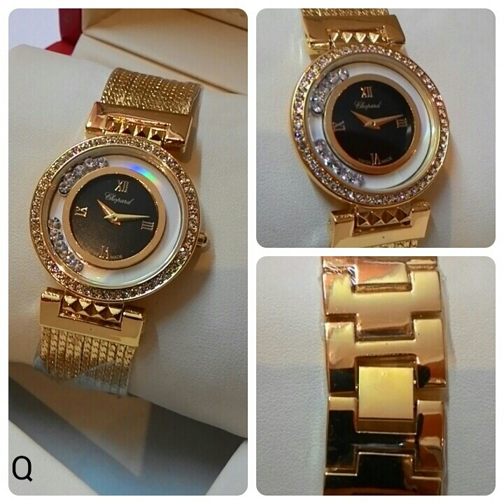 """Trendy Ladies Watches @ ₹1399/- With normal Box 12 pics inside. . Click on """" View Full Story """" to see all of them For orders you can  1.) Whatsapp on 09650483403 2.) Send email on brandaholics.store@gmail.com #watches"""