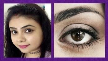HOW TO GET THICK EYEBROWS AND EYELASHES- #natural#diy #eyebrow #eyelash #beauty