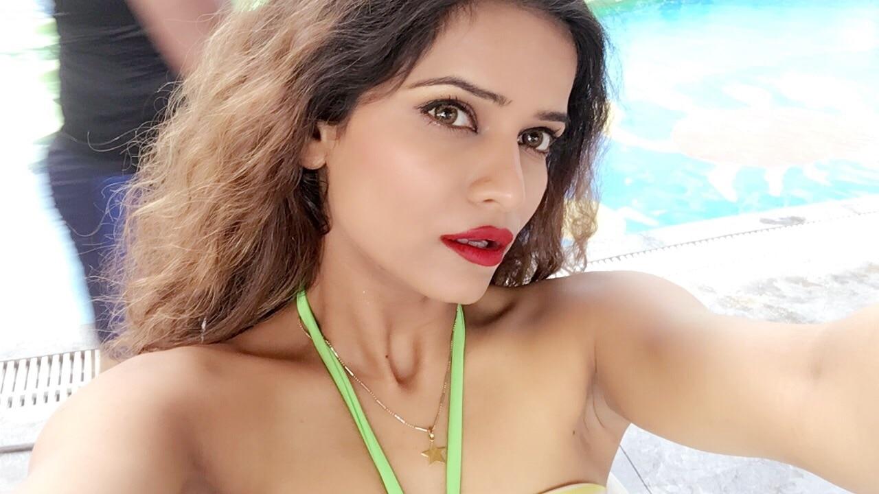 Red lips @imarchanagautam