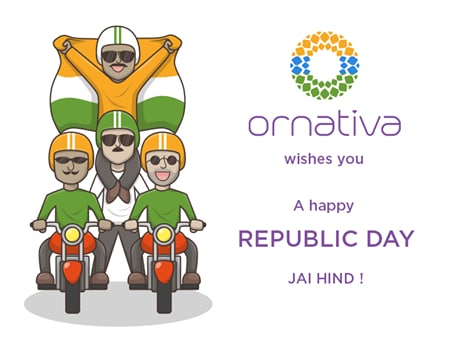 Wish you all a very Happy Republic Day!  Have a glance at our freshly launched Premium Rings.  www.ornativa.com/rings