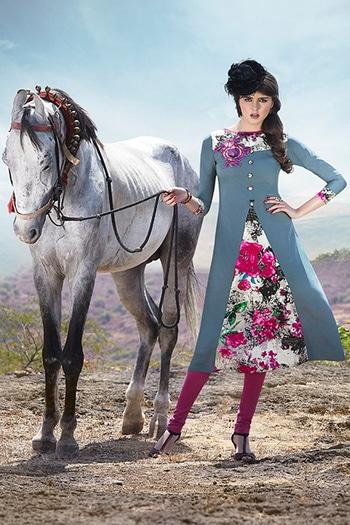 ➡Fancy Daily Wear #Grey Colored Kurti. ➡It comes in #crape fabrics. ➡Occassion - Casual, Office Wear. ➡Worked - Printed ➡Size - L-10, XL-10, XXL-10. ➡Album no - 1056. ➡Pcs no - 1006. ➡Visit - http://www.lkfabkart.com/   #kurti #kurtilove #kurtistyles #kurtisonline #kurtisforwomen #kurtishopping #kurtionlineshopping #kurtisprice #kurtiswholesaler #kurtisale #kurty #kurtys #kurtiswag #designerkurti #designerkurtis #designerkurtionlineshopping #designerkurtipatterns #designerkurtis2K17 #grey #greylove #greylovers  #horse #horseriding #lkfabkart