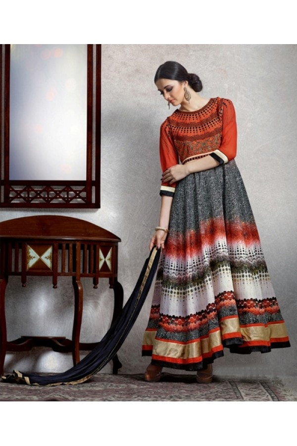 Festival Wear Multi-Colour Sal Silk Anarkali Suit - 15142 @ Rs.3620/- Only  Buy Now : https://goo.gl/rXIJv0  Flat 10% OFF on First Order ( Use Coupon - IAMNEW10 ) Get Free Home Delivery + COD + Easy EMI + Easy Refund / Replacement Policy.!!  *100 % Customer Satisfaction * Stitching Service Available * Hurry Up To Grab Exciting Offer On storeadda !!!! * World Wide Shipping   #anarkalisuit #weddingwear #sale #storeadda #ethnicwear #silk #digitalprinted #roposolove #valentine #valentines dress #valentinelook #valentinegift #anarkalisonline #salwarsuit #multicolor  #wedding #fashionblogger #blogstyle #bloggers #blogging