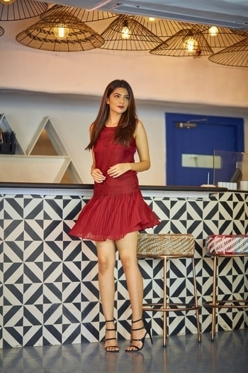 "#Valentines #2017 #Collection Nothing speaks sensuous than a red dress for your valentines dinner. Accessorizing with a pair of black heels and a dressy clutch and Bae would not take his eyes off you. Here is a ""Date Night"" dress from Pantaloons. Oble is sharing Bemadly's blog post ""Valentines Day X Pantaloons"" #JustObleIt #FashionBlogger #‎laundry‬ ‪#‎Mumbai‬ ‪#‎Dadar‬ ‪#‎Worli‬ #southmumbai #worliseaface #worlisealink #narimanpoint #marinedrive #like4like #Friends #weekend #office #work #mom #momlife #momlifeisthebestlife #instalove #instadaily #picoftheday #me #instagood #instafollow #mumbailife #mumbaistyle #bombay #instacool #womenstyle #motivation  #love #like4like #makeup #nature #new #beautyblogger #wedding #kolkata #bridal #dress #delhi #celebrity #newdp #traditional #styling #likeforlike #cute #clothes #outfit #wow #hot #jaipur #picoftheday #sexy #ladies #fashionstyle #look #fashionblogger #stylist #hair #stylish #fashionstyle #online #happy #tshirt #beautiful #bloggerstyle #mumbai #soroposolove #potd #travel #photooftheday #celebrity #instagood #picoftheday #bloggerlife #dress #india #makeup #lehenga #fashionblogger #wedding #follow #roposogal #followme #instafashion #clothes #delhi  #JustObleIt #FashionBlogger"