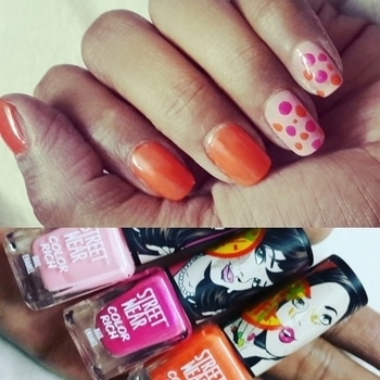 ~Weekend Mood #nailart #nailcolour #colours #partymood #weekendmood #streetwear #products