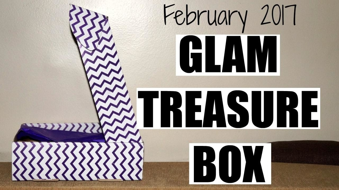 GLAM TREASURE BOX FEBRUARY 2017 | Unboxing and Review | Valentines Special Edition | Stacey Castanha  #youtubeindia #youtubechannel #glamtreasurebox #unboxingandreview #unboxingvideo #reviewoftheday #videooftheday #video #bbloggerindia #blogger #punetimes #pune  #productreviews