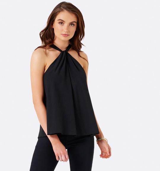 Wardrobe Favourite! -Heidi Halterneck Twist Top #forevernewstyle