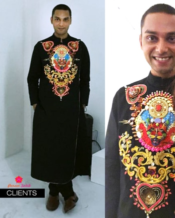 Wearing @parambanana #paramsahib   Rocking this Embroidered wrap kurta , with lion embroidery   #paramsahib #men #menswear #mensfashion #mensfashionblog #mensfashionblogger #menswearofficial #menstyle #fashion #fashionfashion #fashionblog #blog #blogger #designer #fashiondesigner #streetstyle #streetfashion #sikh #sikhfashion #singhstreetstyle #sikhdesigner #bearded #indian #indianfashionblog #indiandesigner #international #ootd #lookbook #delhistyleblog #delhifashionblog