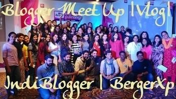 IndiBlogger Blogger Meet Up Vlog   BergerXp   Mumbai 2017  #newvideo #vlogged #vlog #vlogger #indianyoutuber #bergerxp #indiblogger #bloggermeet #mumbai #nudetoberries #beautyandlifestylewithafreen #roposo