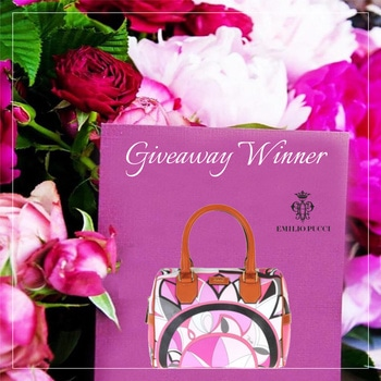 """Our Contest - """"Every Bag Has A Story"""" is Out and the Give Away Winner is Urvashi Mahendru Keep Following the Space For the Upcoming Contests ... #winner #contest #bag #winningstory #luxurystation #emmiliopucci"""