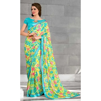 Attractive Digital Printed Saree with Bhagalpuri Silk Blouse can bring style and beauty.  http://www.ishimaya.com/sarees/all-collections/digital-print-saree-collection-17/red-and-black-printed-saree.html?utm_source=roposo&utm_medium=refferal&utm_campaign=smo