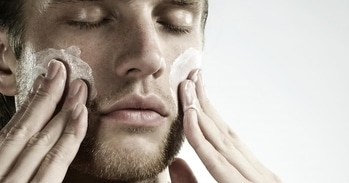 Tips to grow beard fast  Exfoliate your skin once a week. This will help remove dead cells and stimulate hair growth. #beard #beardgrowth #beardtips #men