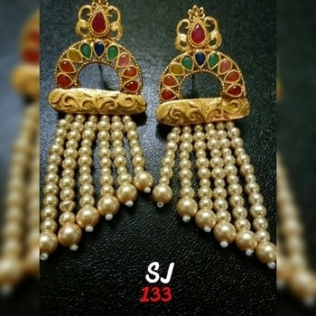 Shipping available all over India and international  For RESELLING and Orders and enquiries  Please Call/Whats app on - 9731655588/ jewelleryred@gmail.com  DESIGNER JEWELLERY