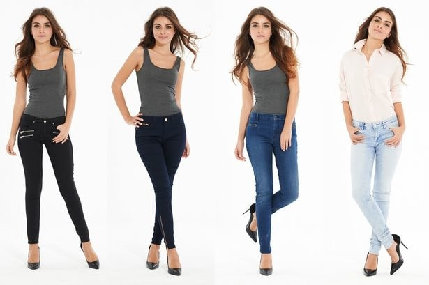 1. A basic tee and a pair of well-fitted denims . These can never go wrong and will you look no low even on your *why go to college* days ! :D