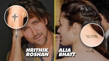 10 Wowsome Tattoo Of Bollywood Stars | SpotboyE  #bollywood #spotboye #bollywoodnews #bollywoodceleb #tattoo #roposo #tattooideas #tattoolove #tattooartist #tattoodesigns #hrithikroshan #sanjaydutt @aslisona