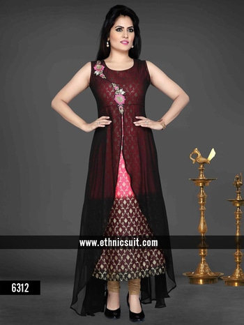 Designer Long Trendy Kurtis Collection.  Add us on WhatsApp (+91-99250-45438) for immediate Order.  Available in Store Now  For More Visit us : http://ethnicsuit.com/  Follow us : https://plus.google.com/communities/100561777409598151063