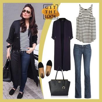 The Easiest Way To Get Kareena Kapoor Khan's On-Fleek Casual Look  http://myfashgram.com/celebrity/the-easiest-way-to-get-kareena-kapoor-khans-on-fleek-casual-look/