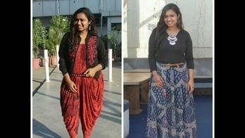 indowestern lookbook|college style|arushi patkey|yourinnerspark