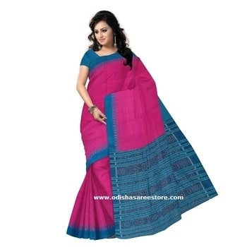 Natural weave #EriSilk sarees of Odisha available online. Buy this saree for your ethnic wear use. Shop at: http://bit.ly/2l7fjWn