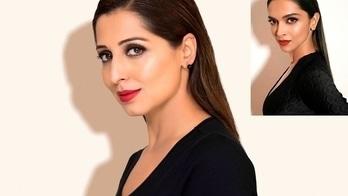 Deepika Padukone's Makeup