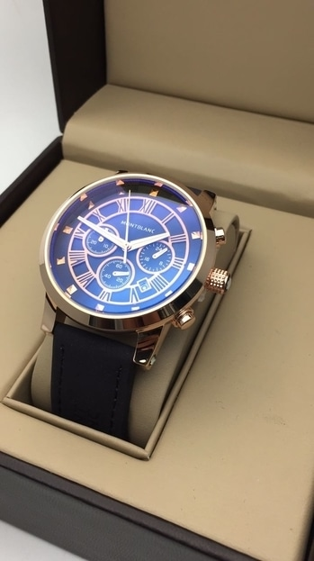 Mont Blanc watches - 1st copy - with Brand box - Rs.2400 only. Buy @ 9920623235.  Genuine Buyers Only.Send a picture/link to order.  Free Shipping all over India. Paytm, Freecharge or Bank trf accepted. 3 to 5 days for delivery.  FYI-no exchange,return or refund.No COD available.   Thank you.