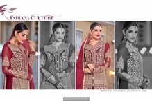 For more info. call or whatsapp : +91 9978610114  Price Per Piece: 3500 Catalog Pieces: 5 bembeg georgette