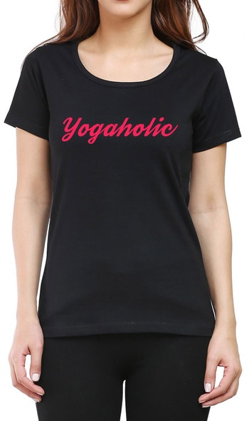 https://www.wolfattire.com/collections/printed-t-shirts/products/yogaholic-womens-round-neck-t-shirt  #myfirststory  #likeforlike #model #love #designer #anewday #soroposo #menonroposo #myfirstpost #style #fashion #roposo #fashionblogger #ropo-love #blogger #roposogal #ootd #roposolove #colorfullife #women #like #love #black #tshirt #girls #beautiful  #yoga #loveyoga