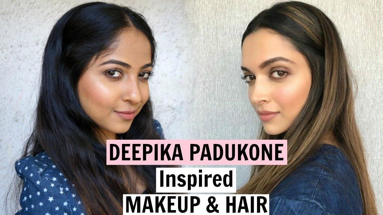 Deepika Padukone Inspired- Makeup & Hair | Everyday Glam | Stacey Castanha #deepikapadukonestyle #deepikapadukone #everydaymakeup #everydaylook #youtubechannel #youtubevideo #videooftheday #video #videotutorial #brownskinmakeup #glowymakeup #dewymakeup #easyhairstyle #easymakeuplook #easymakeup #makeup
