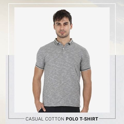 Grab this polo for Rs 949/- and get a 20% discount if it's your first purchase with us.  Shop polo@ https://goo.gl/GZlPEm    #onlineshop #polos