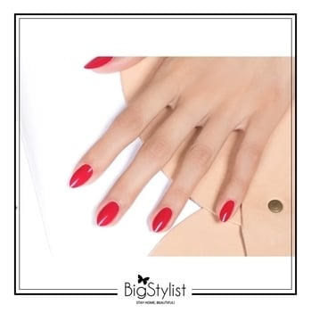 Manicure Monday! Red is always a classic ❤️ Like this? Say a Hi on WhatsApp at 9920465699 for more such fantastic stuff! #manicuremonday #manicure #nails #red #rednails #classic #beauty #nails💅 #women #stayhomebeautiful #BigStylist
