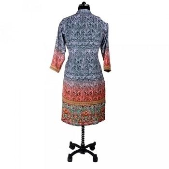 #DigitalPrint #StylishKurti • Fabric : Georgette • Stitched Kurtis have Soft Cotton Inner #HoliSpecial #FreeShipping in #India  http://www.ishimaya.com/kurtis/gray_1.html?utm_source=roposo&utm_medium=refferal&utm_campaign=smo