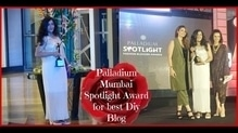 Palladium Mumbai Spotlight Award ll Best DIY Blog Head over to my youtube channel.See my vlogging journey and receiving my first ever Palladium Mumbai Mumbai #Spotlight Award https://youtu.be/xR9vjuOmBRI #bestdayever #bbloggers #indianfashionblogger #Spotlightawards #spoton #onspot #fashion #beauty #indianyoutuber #youtubeindia #newlook #ootd #ootn #makeup #makeupblogger #DIY #streetstyle #youtubeindia The Fatsmeagol Collective