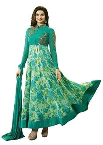Latest Bridal #Anarkali #Dress @ Rs.1999. Buy Now at http://bit.ly/2lgUsQg