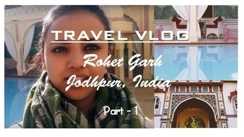 Our Travel Vlog on Rohet Garh, Jodhpur, India is up on the channel. We had an amazing time there. https://www.youtube.com/watch?v=FegrAXfc7ew This is our Part 1 of the Vlog and Part 2 is coming up soon.. Enjoy :) #fashionbyruda #fashionblogger #travelling #travelblogger #IndianFashionBlogger #rudaonthego #jodhpur #jodhpurdiaries #travelblog #bloggerslife #safari #expirence #trip #adventure #indiantraveller #lifeoftraveler #lifeofadventure #travelphotography #travelphoto #travelindia #incredibleindia