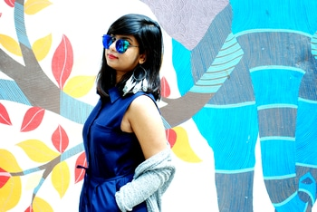 Shrug it up! To give your jumpsuit a more casual look, add on a shrug, long or short, it's your choice. It definitely adds some dimension to your jumpsuit. Also, it turns out to be a totally different look that you can add to your lookbook.  #delhi #delhiblogger #fashionblogger #delhifashionblogger #blogger#lifestyleblogger #stylediaries #delhidiaries#streetstyle #streetstyledelhi #fashion #fashionblogger#fashiondiaries #fashionandyou #ootd #potd#wiw #popxocampus #popxodaily #roposo#roposolove #lovefashion #chicinboots#campusbloggers #popxo #popxocampus#weareexploraholic #roposolove #roposogal  #happyholi #holi #holispecial #festival #desi #happy #indianblogger #roposoblogger #followme #ootd #roposo #aselfieaday #blogger #fashionblogger #beauty #streetstyle #soroposo #myfirststory #ethnic #fashion