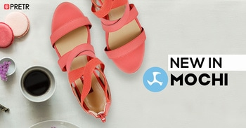 BIG NEWS!!! New brand onboard. Explore the latest footwear trends by Mochi only on Pretr. Click here to get your hands on the newest collection> http://bit.ly/2mnCegC #latest #trends2017 #trendalert #shoes #shoelove #shoeaddict #shoeloveistruelove #shoponline