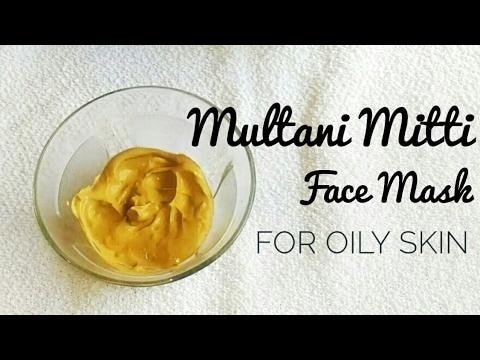 Multani Mitti Face Packs For Clear, Fairer And Glowing Skin | Reduces Acne and Pimples