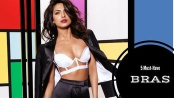 If you need to fidget to keep your bra in place, you're probably wearing the wrong type. Here are 5 types of bra every girl should own! 🙌 👙 👌 Read NOW:  https://goo.gl/zZVN0p  #spoylblog #spoylapp #spoyl #bras #beautyhacks