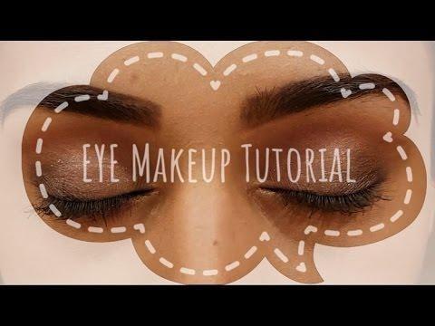 eyeshadow tutorial