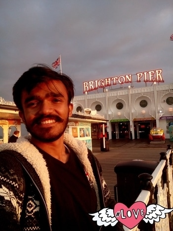 #brighton #winterwear #jacketlove #aeropostale #uk #beachvibes #pier #ootd