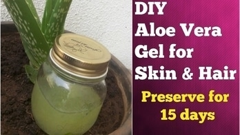 DIY- Homemade ALoe Vera gel for face and hair in Hindi #aloevera #aloeveragel #diyaloeveragel #homemadealoeveragel #aloeveraforhair #aloeveraforskin #skincare #haircare #homeremedies #aloeverabenefits #patanjalialoeveragel #patanjali #diy #youtuber #youtubeindia #youtubechannel #indianyoutuber