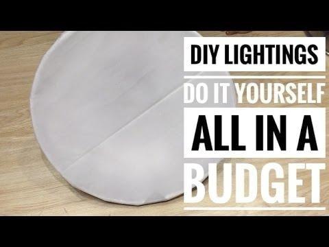 diy lighting #photography
