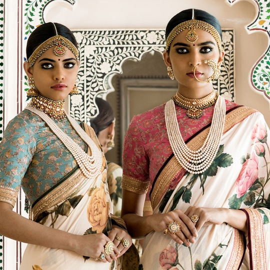 #Sabyasachi Just Dropped His #Spring 2017 #Couture Collection http://wp.me/puUQR-2jL
