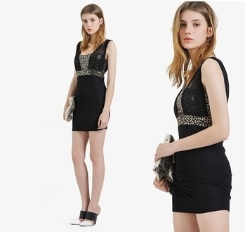 Shake the night away in a little sequin number 👋😚 Buy : https://goo.gl/IRp8I8 #dress #minidress #sequin #shake #party #partydress