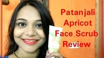 PATANJALI APRICOT FACE SCRUB REVIEW in Hindi   SuperBeautyDezires