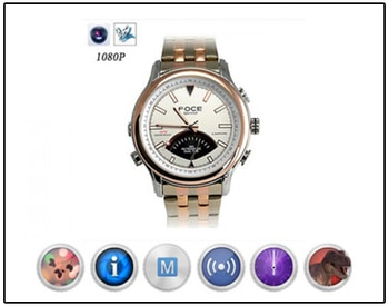 https://goo.gl/lUiUb3 are launched a #spycamera in #wristwatch in #Kolkata. 5 Megapixel HD Clarity Wrist watch Spy camera. This Wrist Watch is specially design to record the secret operation, sting operation and surevillance camera. This Wrist watch is best for Night recording.