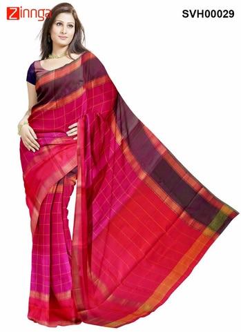Women's Beautiful Original Silk Anuska Model Saree  #Sarees #Fashion #Trending #fashion #Popular #Amazing #Popular #Zinngafashion #Collection #Friday #Uppada #create   https://goo.gl/zLyhQL