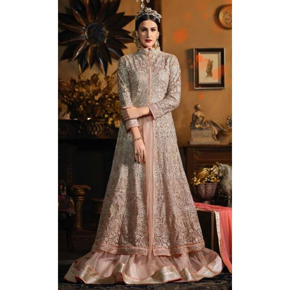 Ladies, how about getting your pretty hands on our Collection of Best Selling #PartyWear #DoubleLayerSuit #Wedding #Festivecollection #FreeShipping in #India  http://www.ishimaya.com/salwar-kameez/occasion/party-wear/doublelayersuit.html?utm_source=roposo&utm_medium=refferal&utm_campaign=smo
