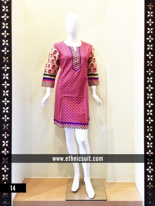 Designer Pure Cotton Kurtis Collection.  Add us on WhatsApp (+91-99250-45438) for immediate Order.  Available in Store Now  For More Visit us : http://ethnicsuit.com/  Follow us : https://plus.google.com/communities/100561777409598151063